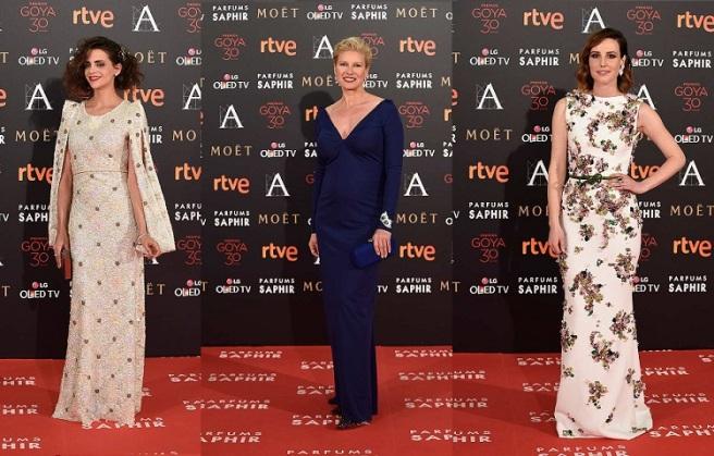Las mejores vestidas de los goya 2016 (3)
